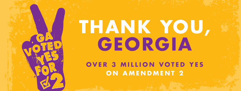 Thank You Georgia!